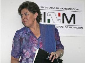 INAMI Desafía a IFAI; Todavía no tiene récord de reunión con alto oficial de migración deEE.UU.